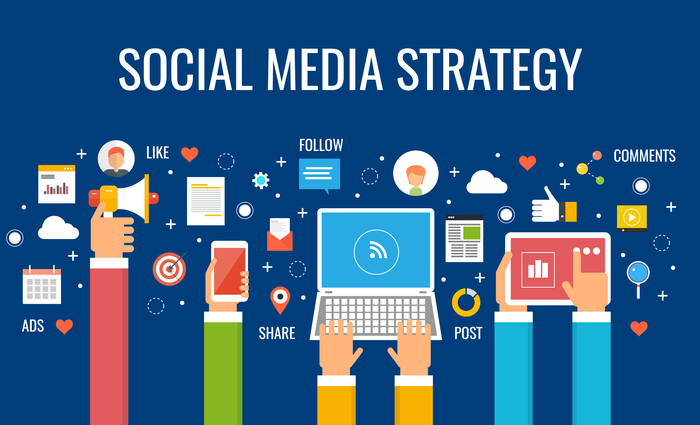 How to Design a Social Media Strategy for a Finance Business?