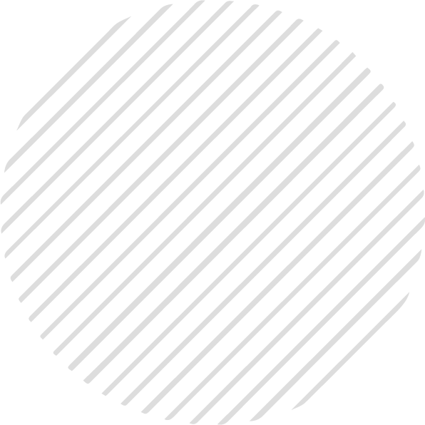 grey stripe circle